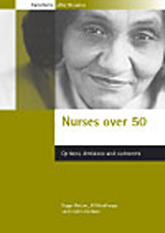 Nurses over 50: Options, decisions and outcomes