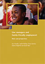 Line Managers and Family-Friendly Employment: Roles and Perspectives