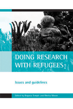 Doing research with refugees: Issues and guidelines