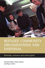 Refugee community organisations and dispersal