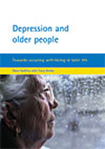 Depression and Older People: Towards Securing Well-being in Later Life