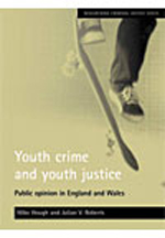 Youth crime and youth justice: Public opinion in England and Wales