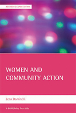 Women and community action: (Revised second edition)
