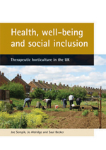 Health, well-being and social inclusion