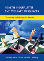 Health inequalities and welfare resources: Continuity and change in Sweden
