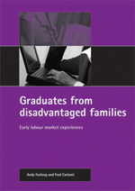 Graduates from disadvantaged families: Early labour market experiences