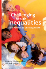 Challenging health inequalities