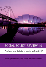 Social Policy Review 19
