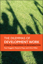 The dilemmas of development work: Ethical challenges in regeneration