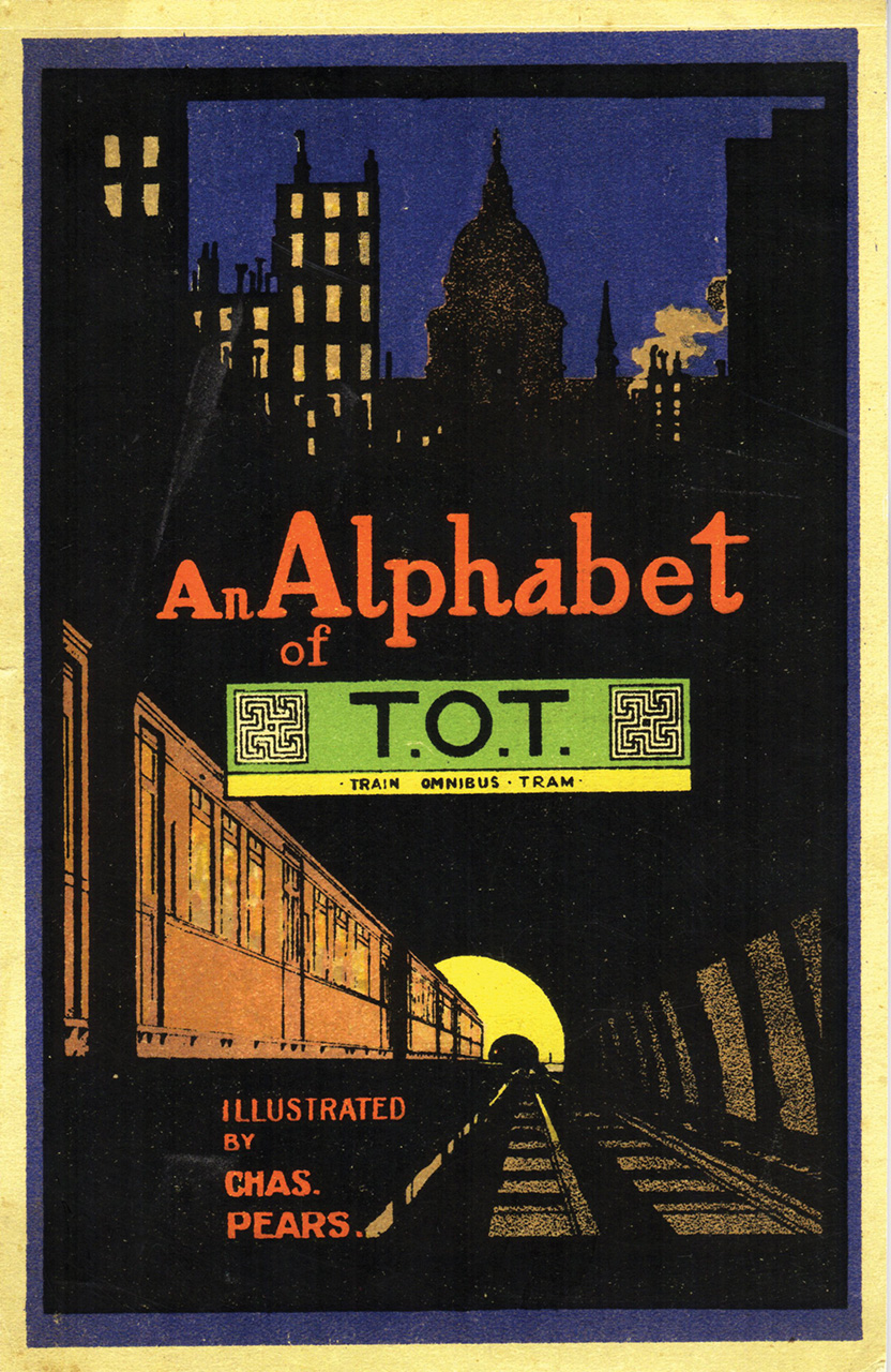 An Alphabet of T.O.T.