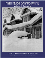 Northeast Snowstorms - 2 Volume Set
