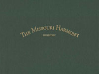 The Missouri Harmony Songbook