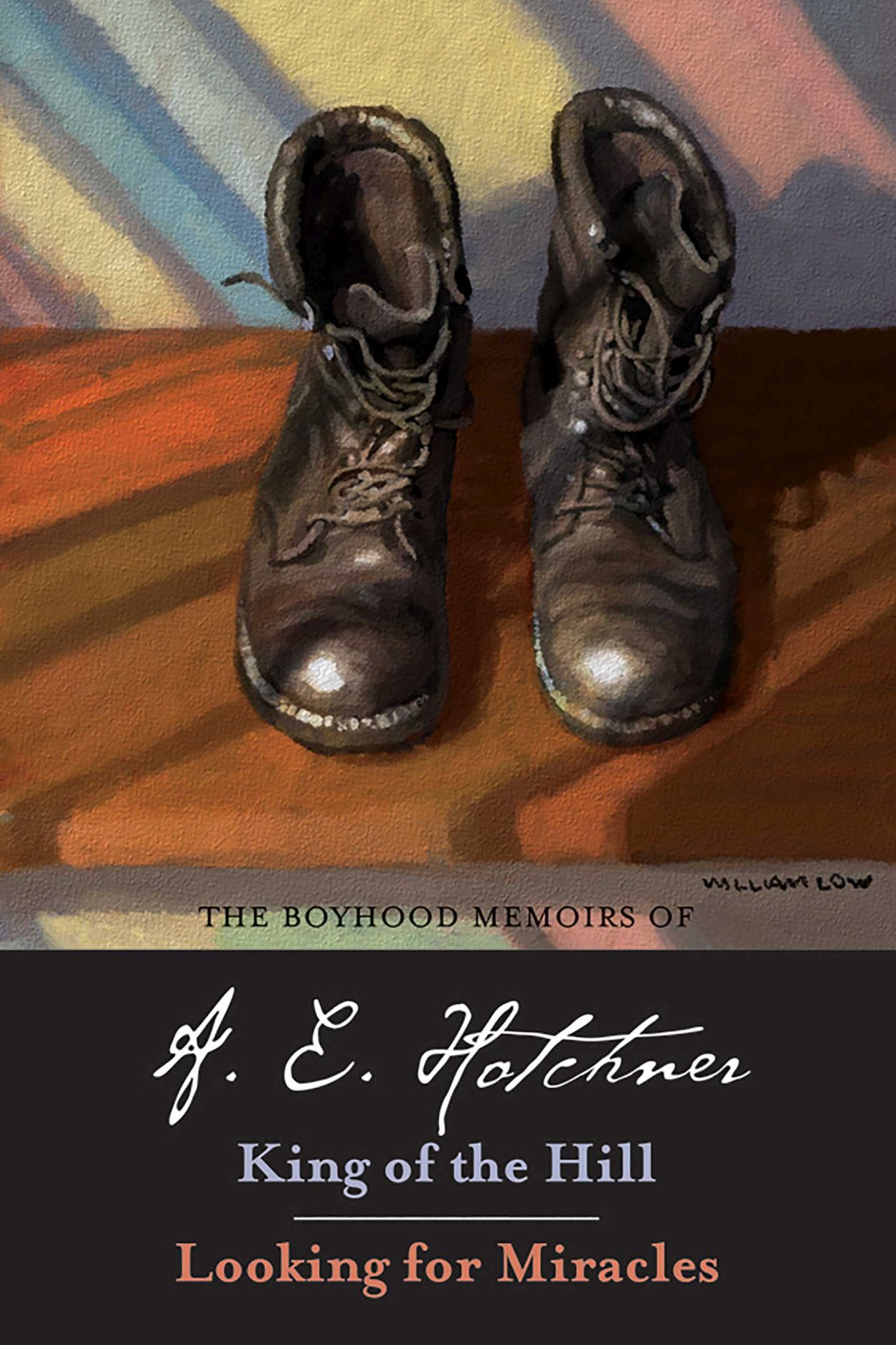 The Boyhood Memoirs of A. E. Hotchner