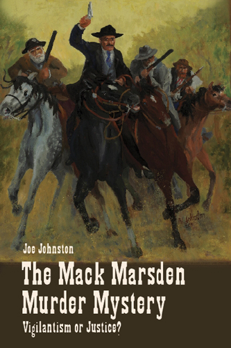 The Mack Marsden Murder Mystery