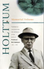 Holttum Memorial Volume