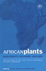 African Plants: Biodiversity Taxonomy and Uses