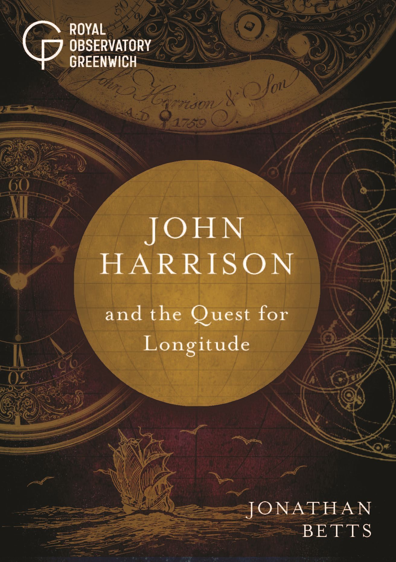 John Harrison and the Quest for Longitude: The Story of Longitude