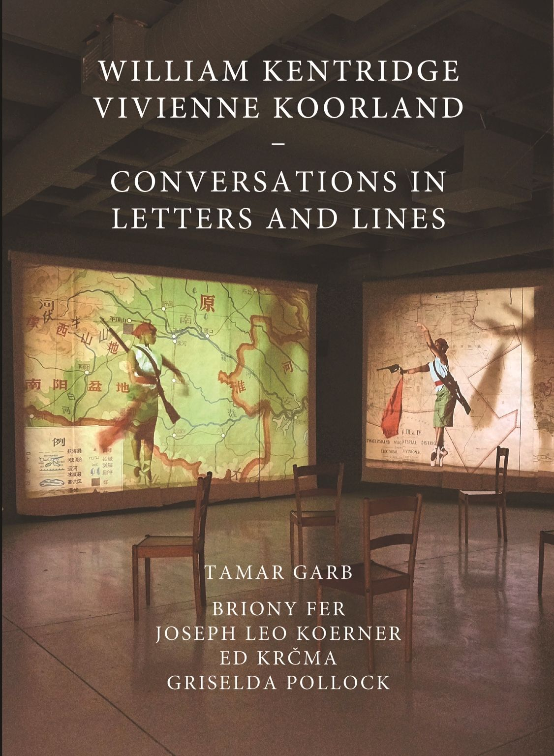 William Kentridge and Vivienne Koorland