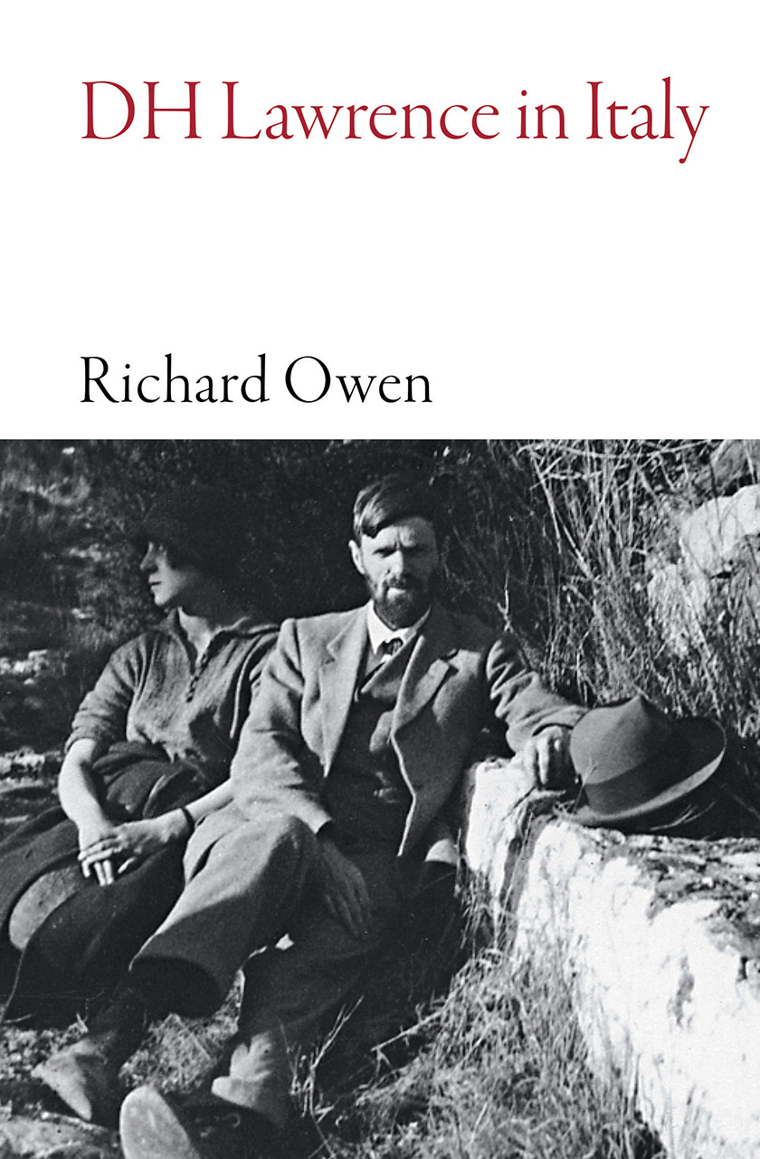 DH Lawrence in Italy