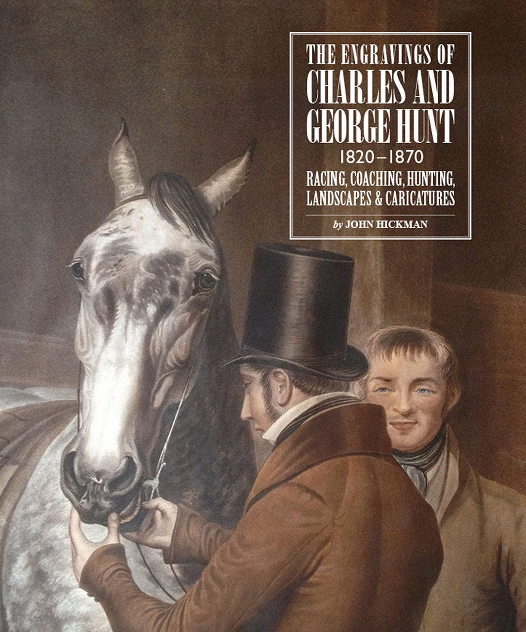 Engravings of Charles & George Hunt: 1820–1870 Racing, Coaching, Hunting, Landscapes & Caricatures