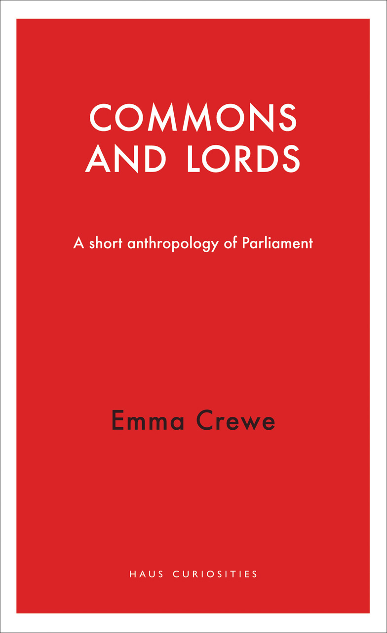 Commons and Lords