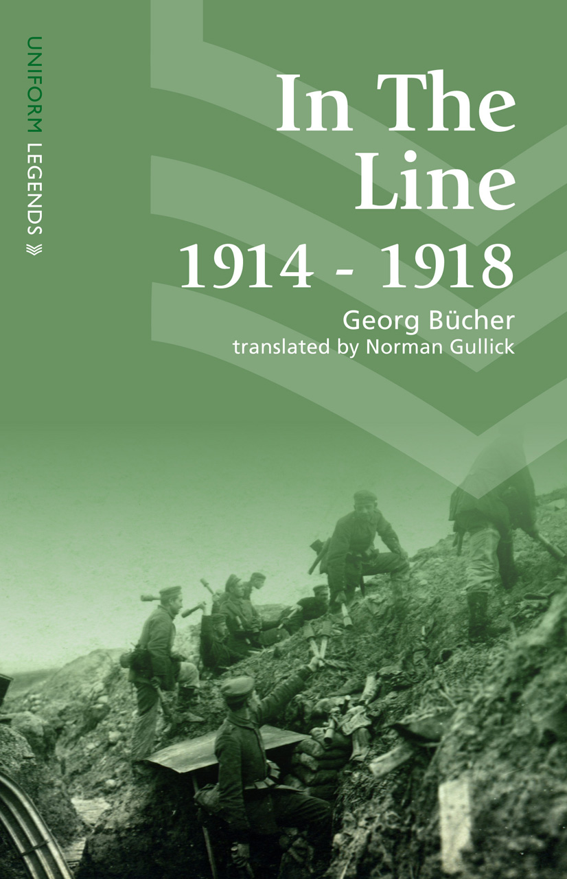 In the Line: 1914-1918