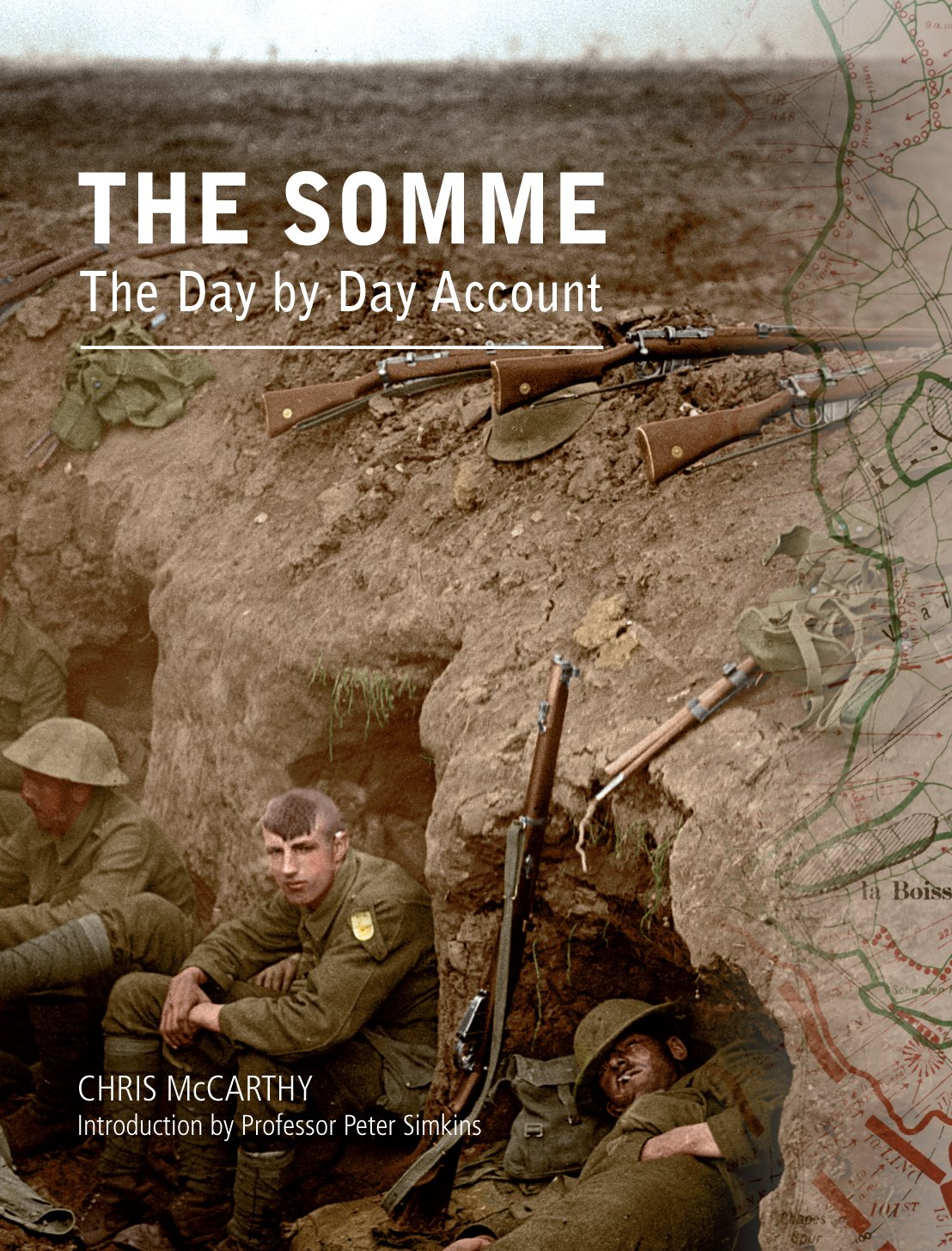 The Somme: The Day-by-Day Account