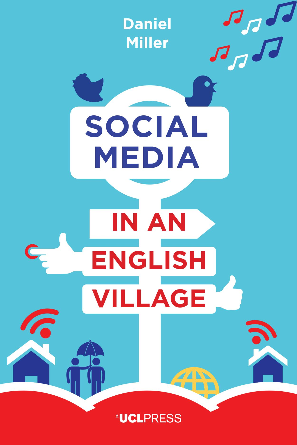Social Media in an English Village: (Or how to keep people at just the right distance)