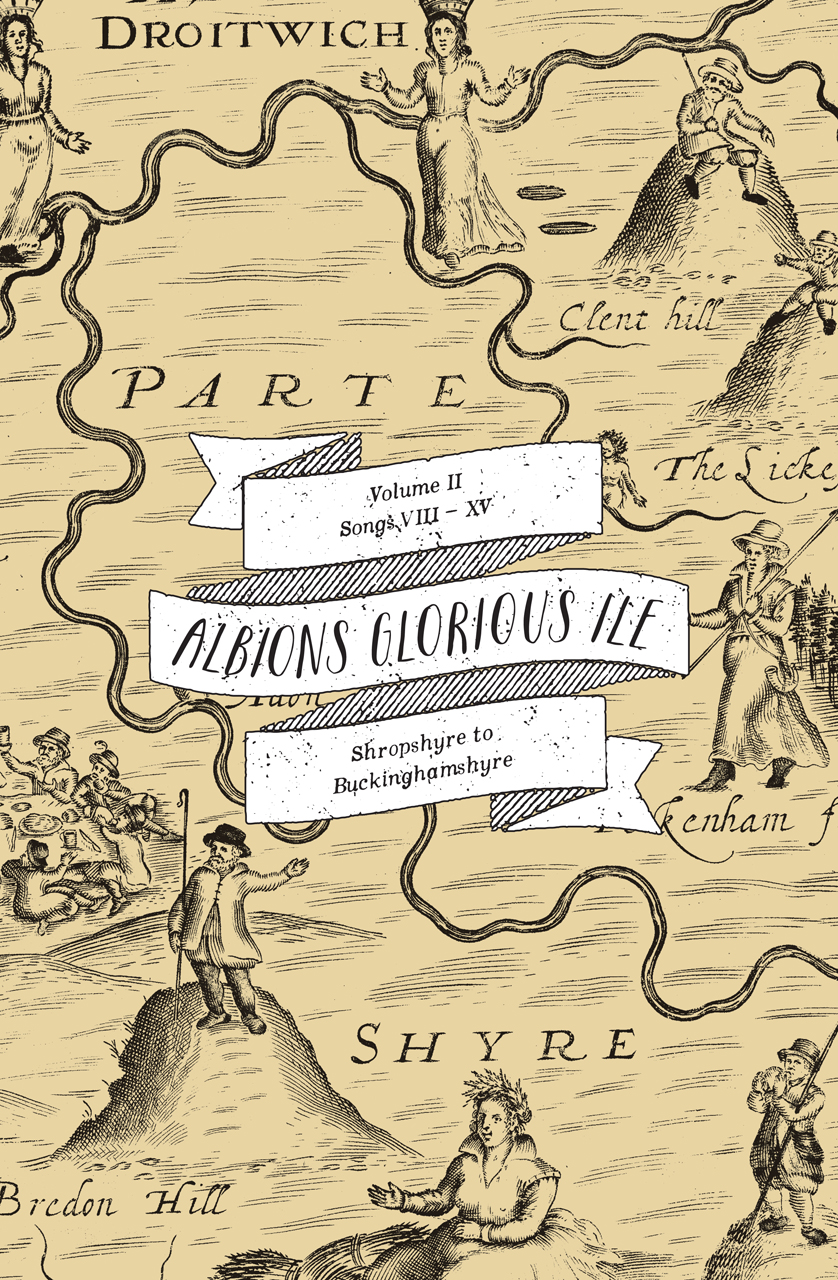 Albion's Glorious Ile: Volume 2 - Shropshire to Buckinghamshyre