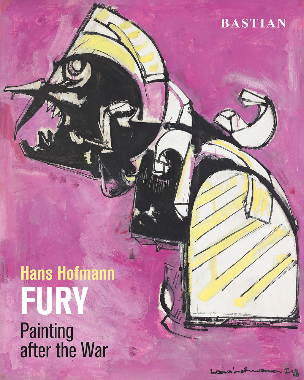 Hans Hofmann: FURY: Painting after the War