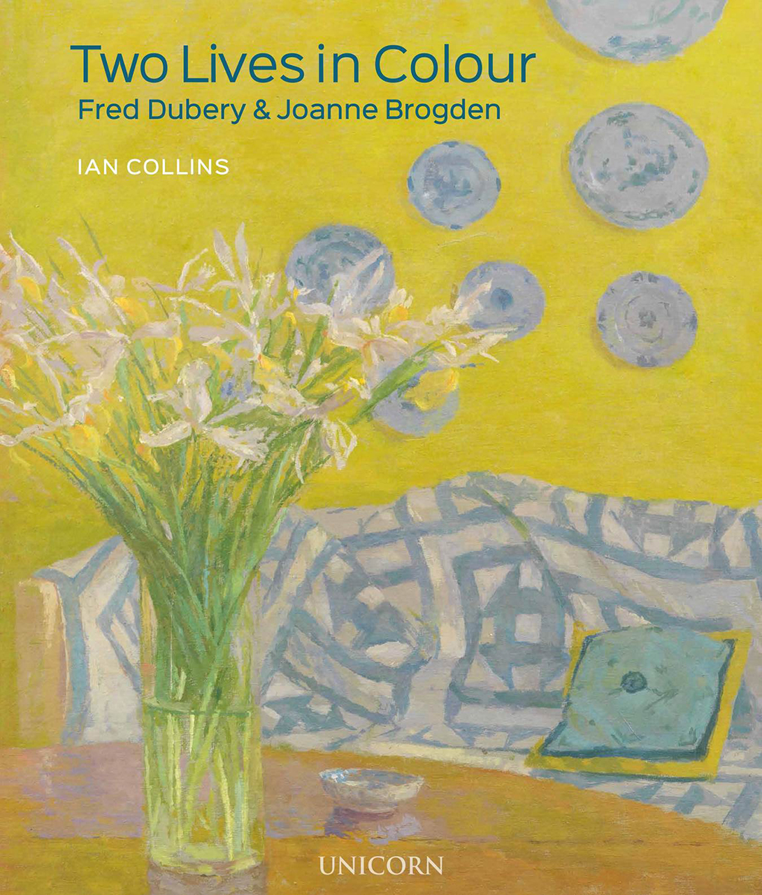 Two Lives in Colour: Fred Dubery and Joanne Brogden