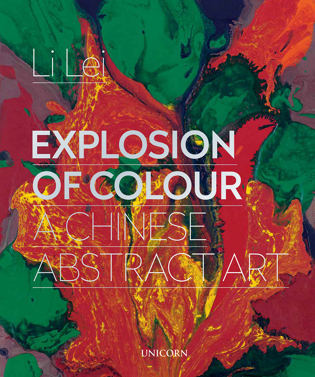 Explosion of Colour: A Chinese Abstract Art