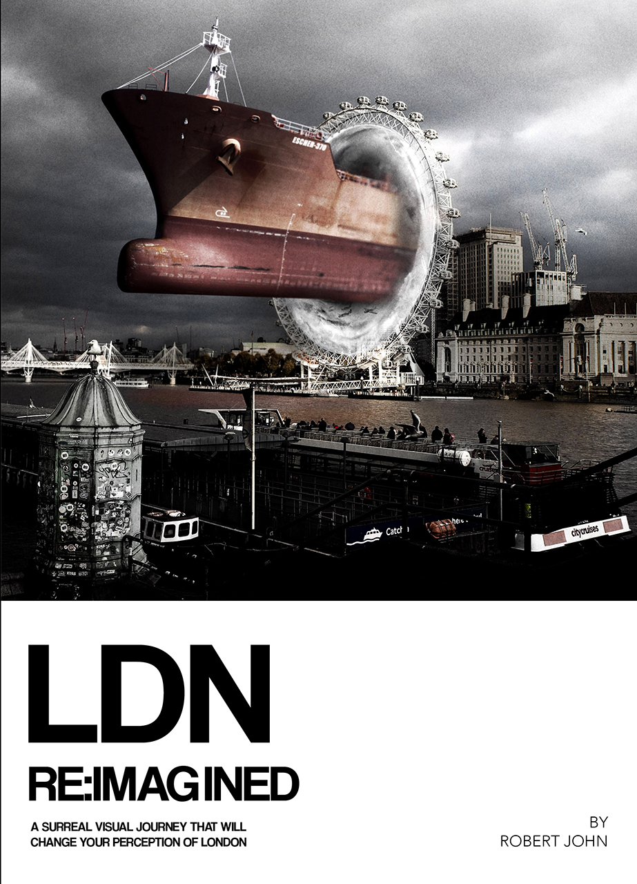 LDN Reimagined: A Surreal Visual Journey that will Change Your Perception of London
