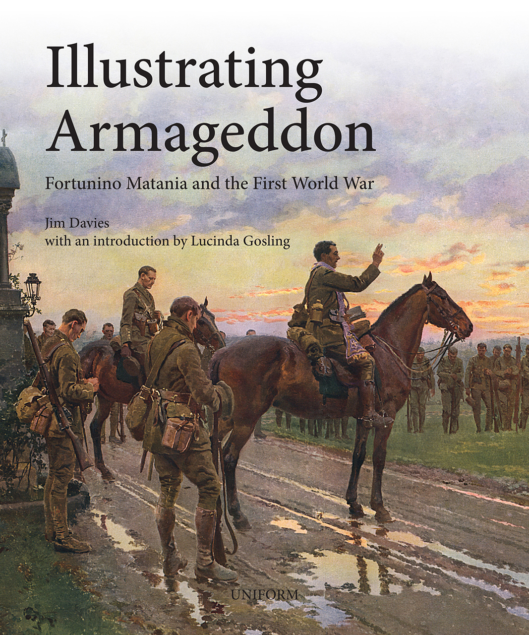 Illustrating Armageddon: Matania and the First World War