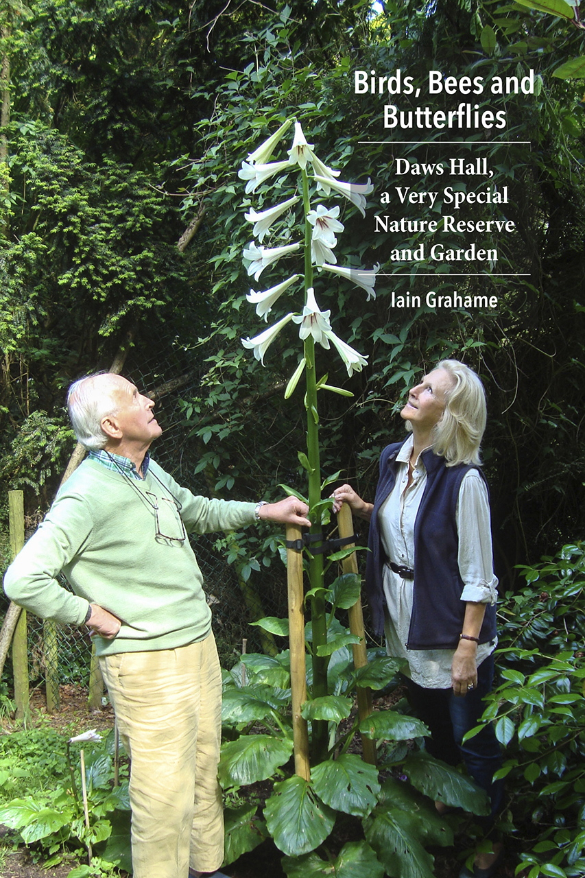 Birds, Bees and Butterflies: Daws Hall, a Very Special Nature Reserve and Garden