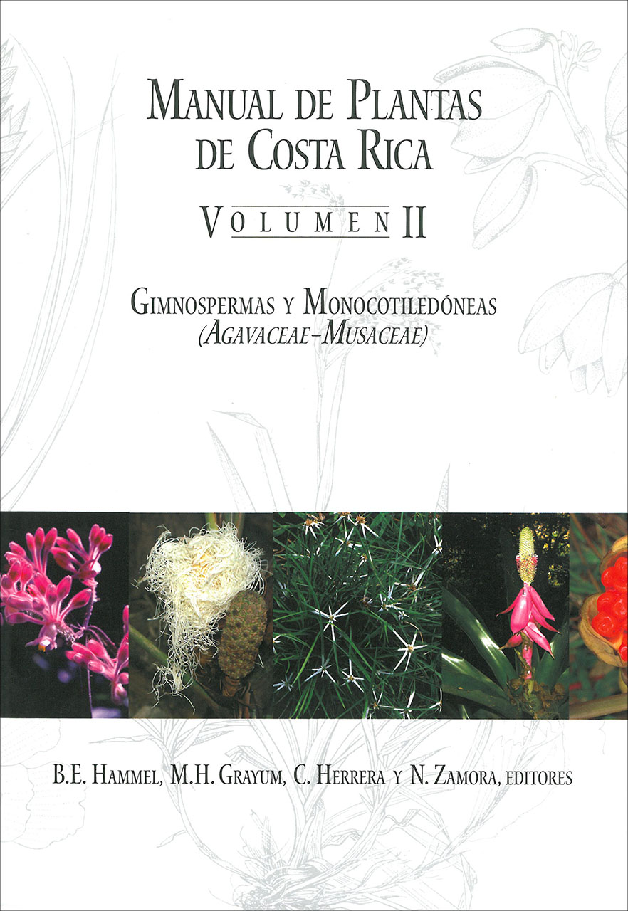 Manual de Plantas de Costa Rica, Volumen II