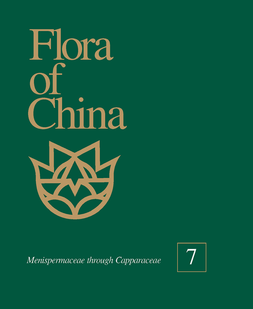 Flora of China, Volume 7
