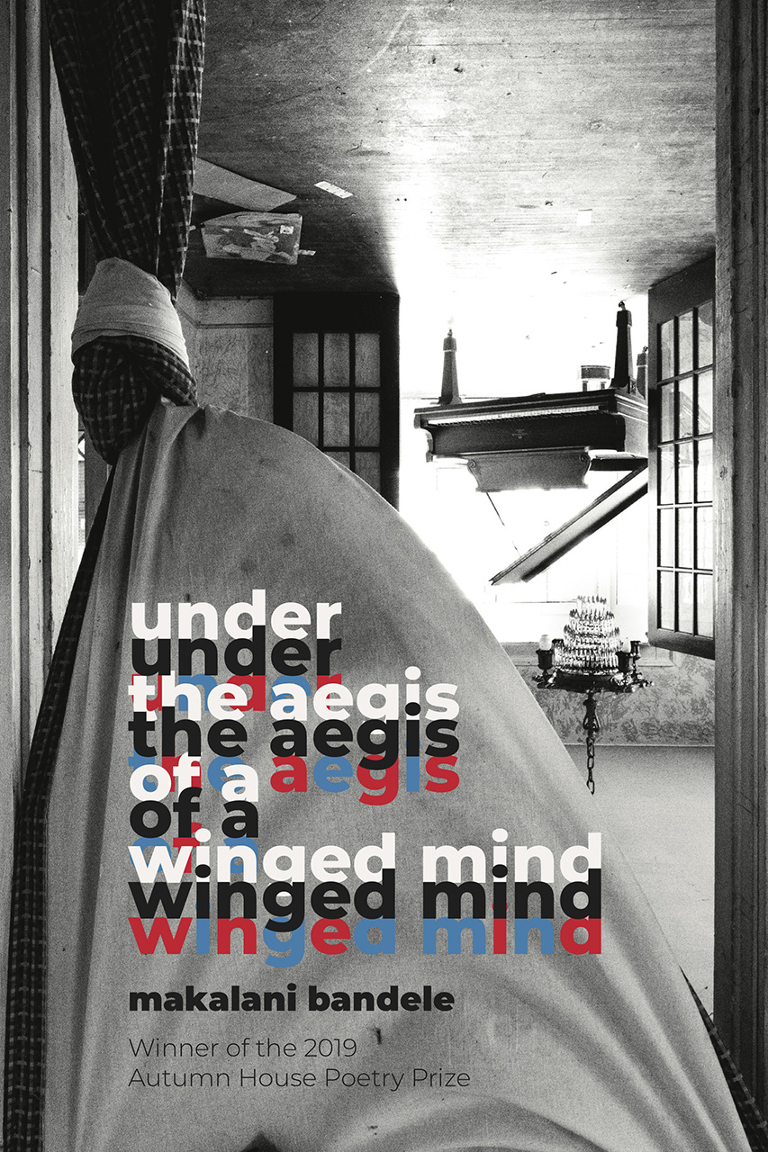 under the aegis of a winged mind