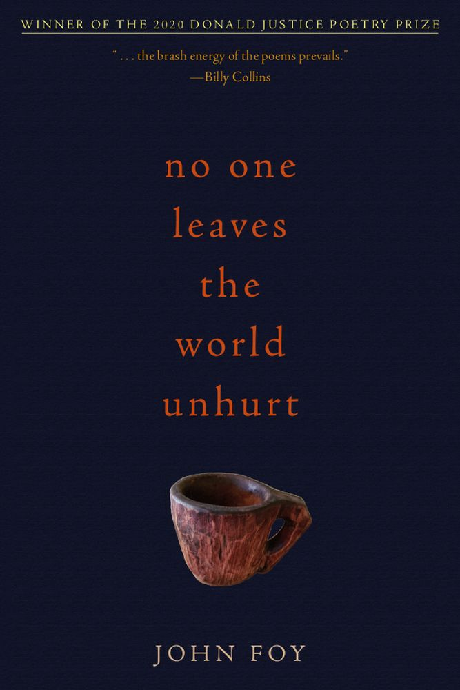 No One Leaves the World Unhurt