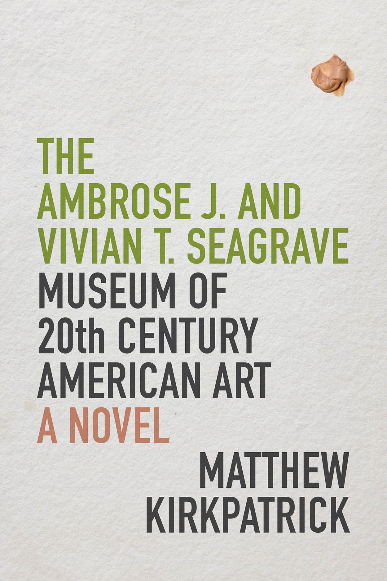 The Ambrose J. and Vivian T. Seagrave Museum of 20th Century American Art