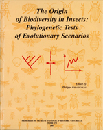 The origin of Biodiversity in Insects: Phylogeneti
