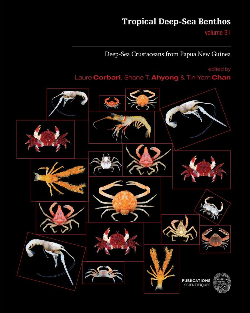Tropical Deep-Sea Benthos, Volume 31: Deep-Sea Crustaceans from Papua New Guinea