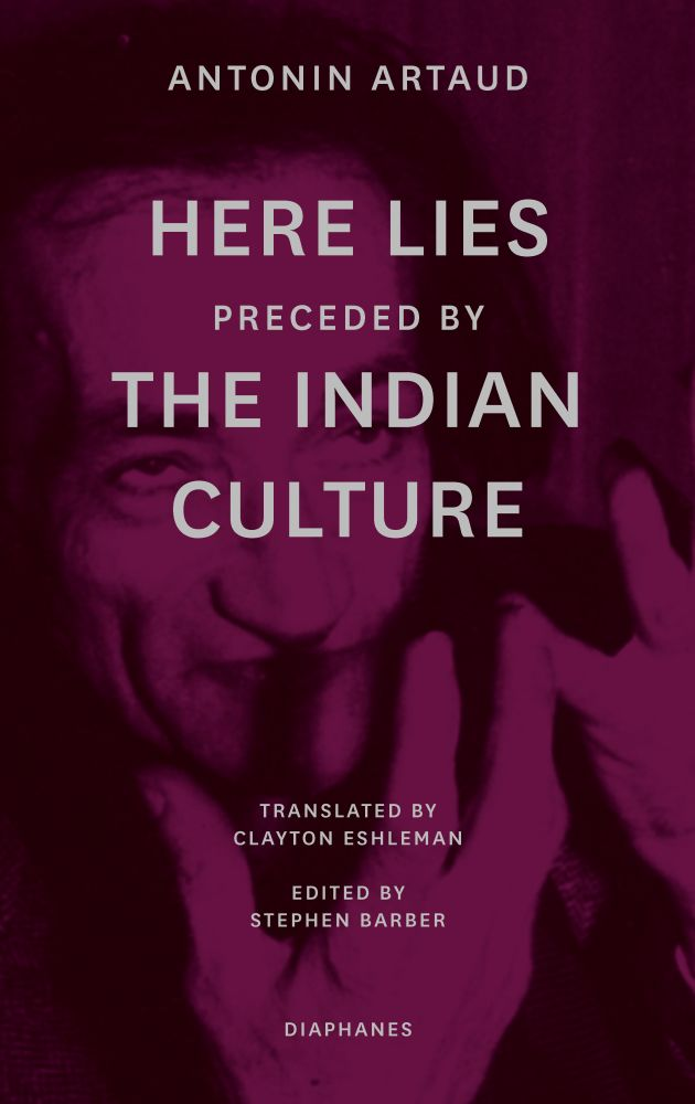 """Here Lies"" preceded by ""The Indian Culture"""