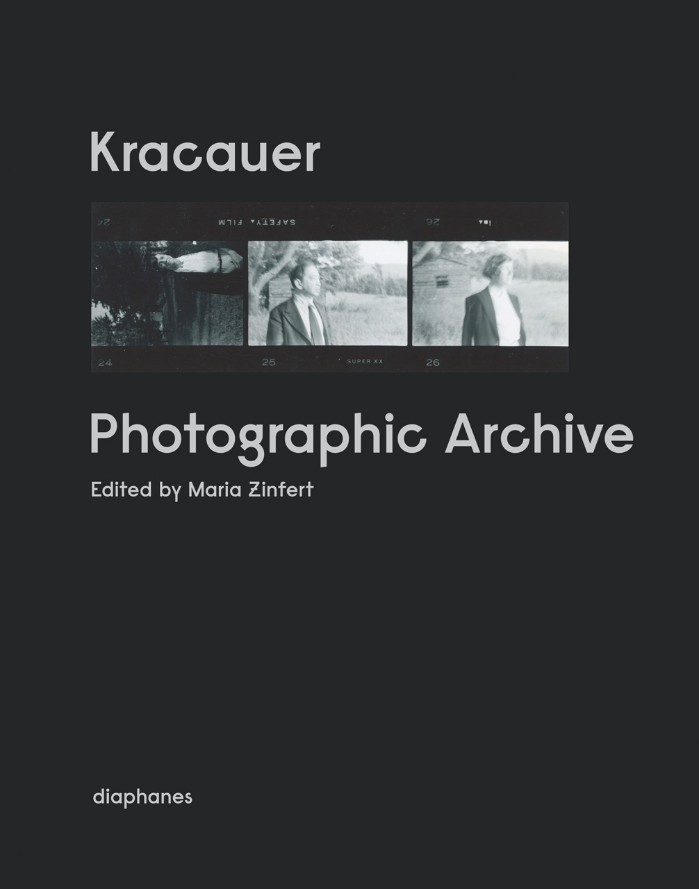 Kracauer. Photographic Archive