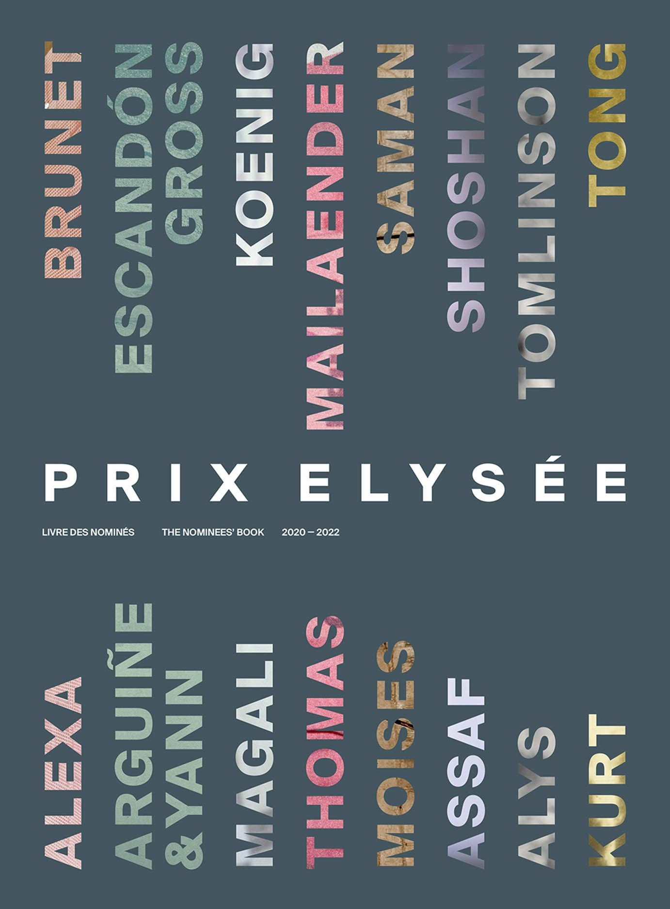 Prix Elysée: The Nominees' Book 2020–2022