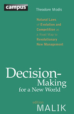 Decision-Making for a New World: Natural Laws of Evolution and Competition as a Road Map to Revolutionary New Management