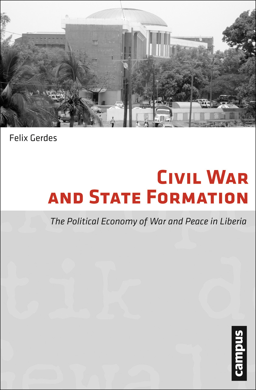 Civil War and State Formation