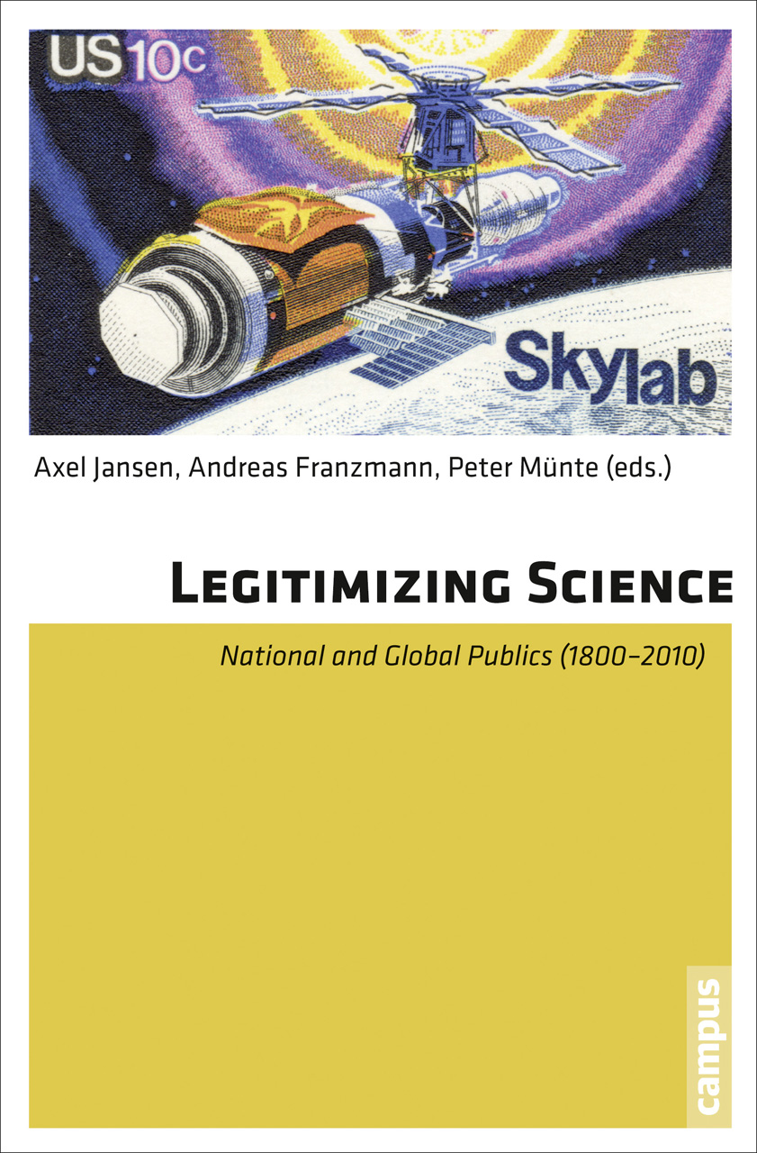 Legitimizing Science: National and Global Public (1800-2010)