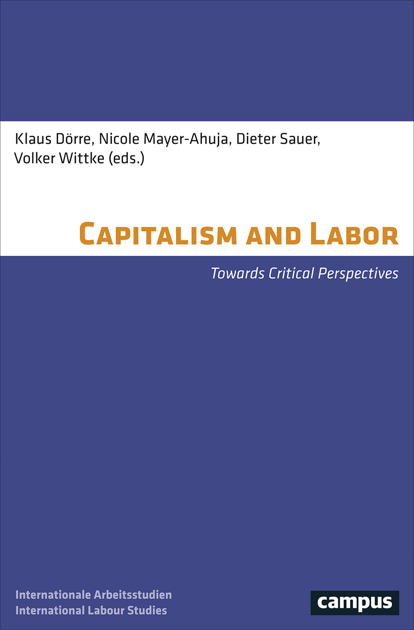 Capitalism and Labor: Towards Critical Perspectives