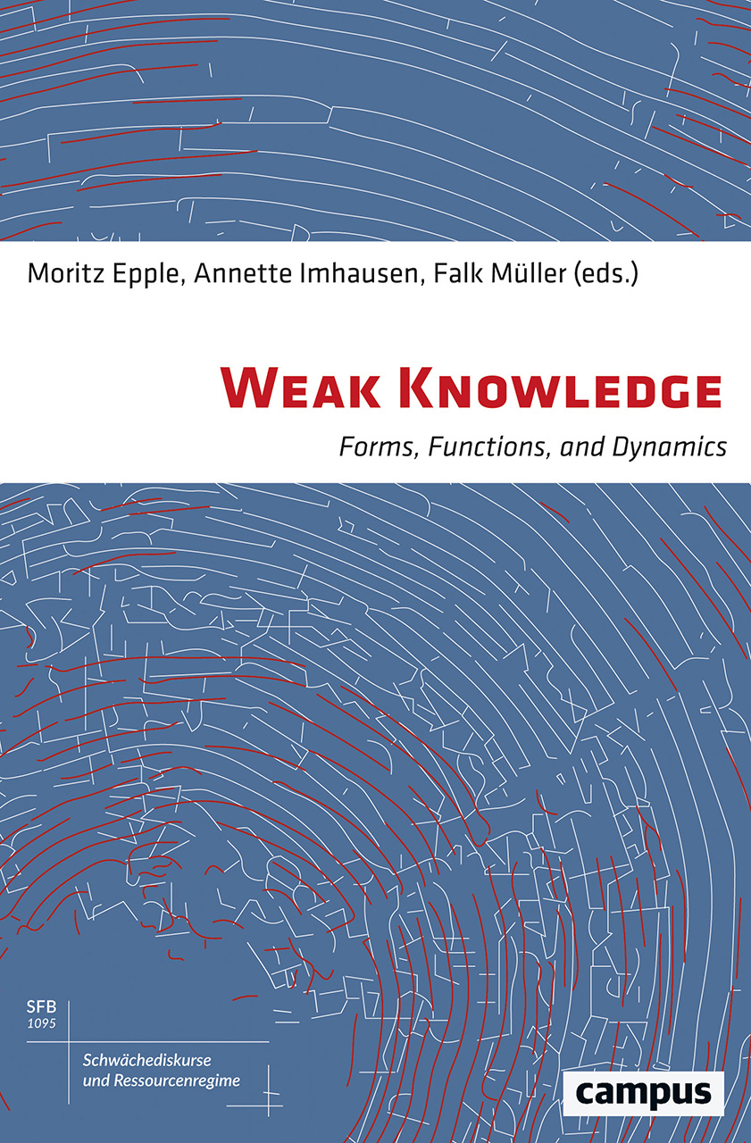 Weak Knowledge: Forms, Functions, and Dynamics
